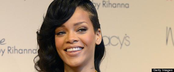 """Rihanna Launches """"Nude by Rihanna"""""""