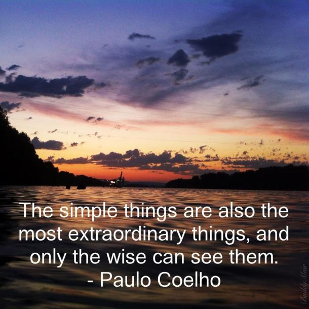 Quote-on-Simple-Things