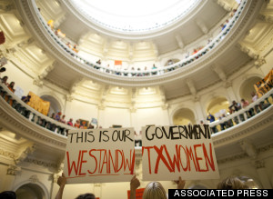 Supreme Court-Texas Abortion Restrictions